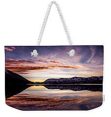 Mcdonald Palette Weekender Tote Bag