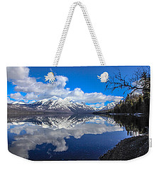 Mcdonald Reflecting Weekender Tote Bag