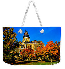 Mcgraw Hall Cornell University Weekender Tote Bag