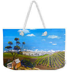 Mclarren Vale Vine Yards Weekender Tote Bag
