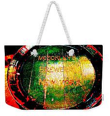 Mcsorleys Brewery Weekender Tote Bag