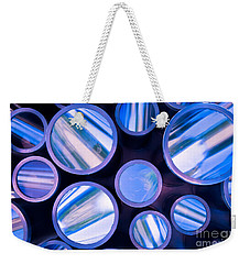 Me And The Kaleidoscope Weekender Tote Bag by Jonathan Nguyen