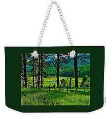 Meadow 8 Weekender Tote Bag