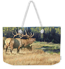 Meadow Music Weekender Tote Bag by Rob Corsetti