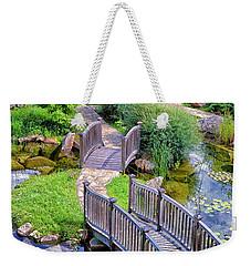 Meandering Pathway Weekender Tote Bag