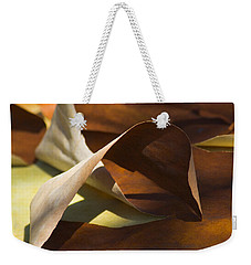 Weekender Tote Bag featuring the photograph Mebius Strip by Yulia Kazansky