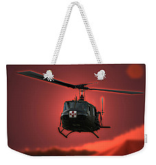Medevac The Sound Of Hope Weekender Tote Bag