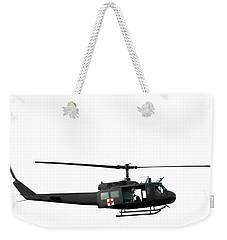Medic Helicopter Weekender Tote Bag
