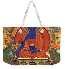 Medicine Buddha 8 Weekender Tote Bag