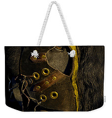 Medieval Stallion Weekender Tote Bag by Wes and Dotty Weber