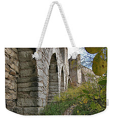Medieval Town Wall Weekender Tote Bag