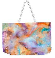 Meditation Weekender Tote Bag by  Heidi Scott
