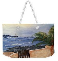Mediterranean Bbmb0001 Weekender Tote Bag by Brenda Brown