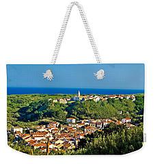 Mediterranean Town Of Susak Croatia Weekender Tote Bag