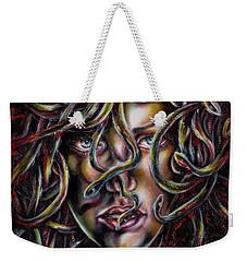 Medusa No. Three Weekender Tote Bag