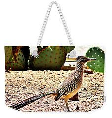 Meep Meep Weekender Tote Bag by Marilyn Smith