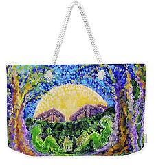 Meet Me Weekender Tote Bag by Holly Carmichael
