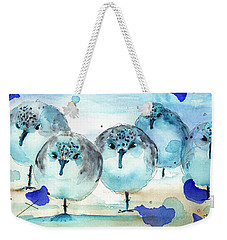 Meet The Sanderlings Weekender Tote Bag