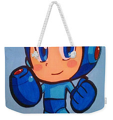 Mega Man Weekender Tote Bag