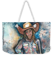 Little Britches Weekender Tote Bag