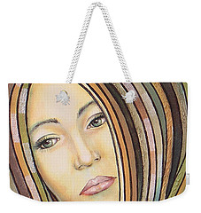Melancholy 300308 Weekender Tote Bag