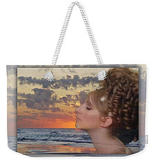 Melinda Weekender Tote Bag