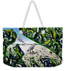 Memetic Process Weekender Tote Bag