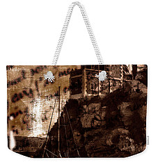 Memories By The Sea Weekender Tote Bag