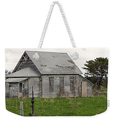 Weekender Tote Bag featuring the photograph Memories by Deb Halloran