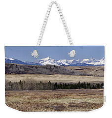 Memories Weekender Tote Bag by Dee Cresswell