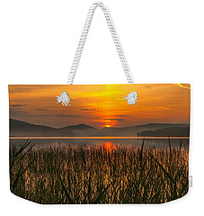 Peace Of Mind Weekender Tote Bag by Rose-Maries Pictures