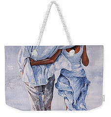 Memories Of Love Weekender Tote Bag