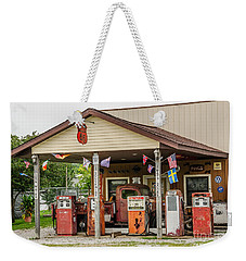 Memories Of Route 66 Weekender Tote Bag by Sue Smith