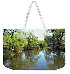 Memories Of Youth Weekender Tote Bag
