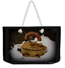 Memory Weekender Tote Bag by Marija Djedovic