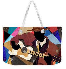 Memphis Blues Weekender Tote Bag