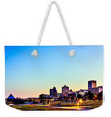 Memphis Morning - Bluff City - Tennessee Weekender Tote Bag by Barry Jones