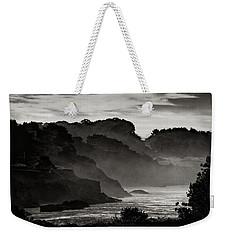 Mendocino Coastline Weekender Tote Bag