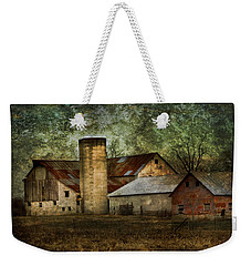Mennonite Farm In Tennessee Usa Weekender Tote Bag