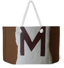 Menominee Maroons Weekender Tote Bag