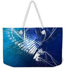 Mercury In Cancer - Cardinal Water Weekender Tote Bag