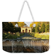 Meridian Hill Park Waterfall Weekender Tote Bag