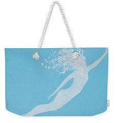 Mermaid Weekender Tote Bag