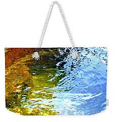 Mermaids Den Weekender Tote Bag by Deborah Moen
