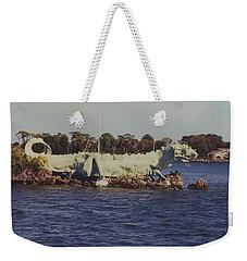 Merritt Island River Dragon Weekender Tote Bag