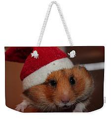 Merry Chirstmas Weekender Tote Bag