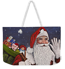 Merry Christmas To All Weekender Tote Bag