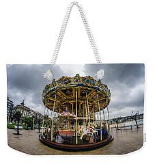 Merry-go-round Weekender Tote Bag