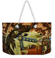 Merry Go Round Weekender Tote Bag