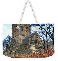Merton College Chapel Weekender Tote Bag